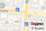 Схема проезда до компании Керхер в Одессе