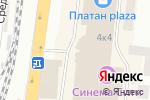 Схема проезда до компании Happy Smile в Одессе
