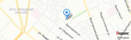 Гермес Меритайм на карте Одессы