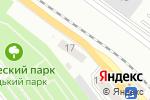 Схема проезда до компании Интер-Сервис в Одессе