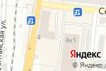 Схема проезда до компании Розовая пантера в Одессе