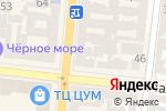 Схема проезда до компании Натали в Одессе