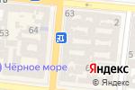 Схема проезда до компании Экспресс стрижка в Одессе