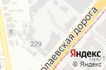Схема проезда до компании ОдесКабель в Одессе