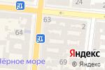 Схема проезда до компании Лорнет в Одессе