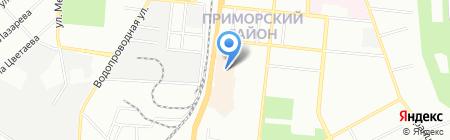 Moyo на карте Одессы