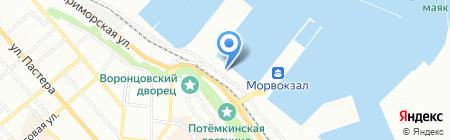 Доминант Транс на карте Одессы