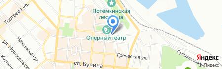 MarAmax Institute Kerastase на карте Одессы