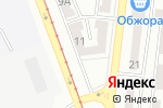 Схема проезда до компании КБ Місто Банк, ПАО в Одессе