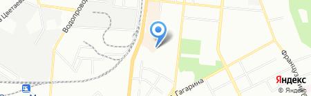 Одесская государственная нотариальная контора №6 на карте Одессы