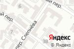 Схема проезда до компании Родильный дом №1 в Одессе