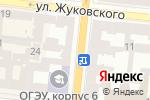 Схема проезда до компании Ver-Meer в Одессе