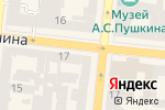 Схема проезда до компании Джонджоли в Одессе