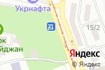 Схема проезда до компании Наметове містечко в Одессе