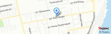Da Vinci на карте Одессы