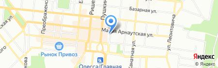 4 seasons на карте Одессы