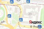 Схема проезда до компании Center Zoo в Одессе