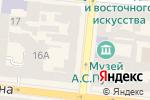 Схема проезда до компании NSK-Yachts в Одессе