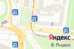 Схема проезда до компании Смак ТАЙМ в Одессе