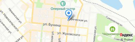 Союз Архитекторов Украины на карте Одессы