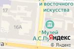 Схема проезда до компании Symbol в Одессе