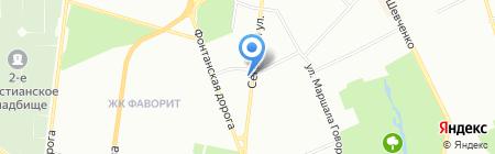 Бажаємо здоров`я на карте Одессы