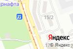 Схема проезда до компании Бон Вояж в Одессе