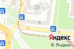 Схема проезда до компании Мирра в Одессе