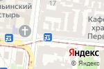Схема проезда до компании Гроші всім в Одессе