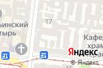 Схема проезда до компании Шанс-Тур в Одессе