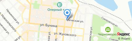 Аквавита люфтганза сити центр на карте Одессы