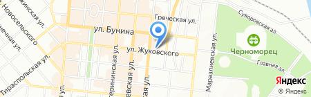1000 дорог на карте Одессы