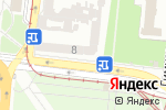 Схема проезда до компании Міст Експрес в Одессе