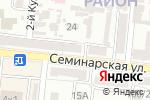 Схема проезда до компании Комплект в Одессе