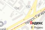 Схема проезда до компании Канцелярия в Одессе