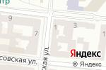 Схема проезда до компании Ольвиа-турне в Одессе