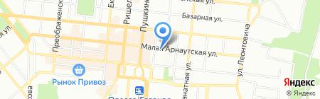 Travel Mania на карте Одессы