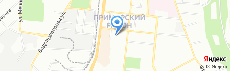 Zenet на карте Одессы