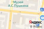 Схема проезда до компании Ориент в Одессе