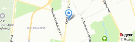 Соцкомстрах ОДО на карте Одессы