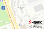 Схема проезда до компании ЗооШик в Одессе