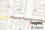 Схема проезда до компании RIO в Одессе