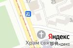 Схема проезда до компании Сеть центров бытовых услуг в Одессе