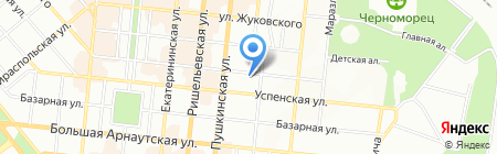 TPP Tour на карте Одессы