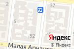 Схема проезда до компании Электрик, ГП в Одессе