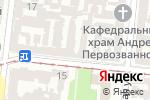 Схема проезда до компании Платежный терминал, АБ Експрес-Банк, ПуАТ в Одессе