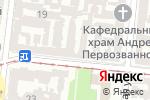 Схема проезда до компании АБ Експрес-Банк, ПуАТ в Одессе