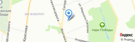 Idm-Проект на карте Одессы