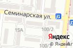 Схема проезда до компании Мастер Комп в Одессе