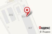 Схема проезда до компании Фишлидер в Ульяновке